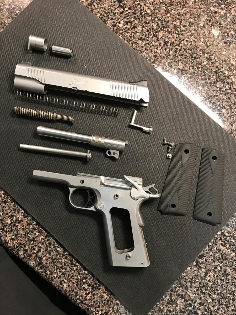 Focus Firearms Training - Classes